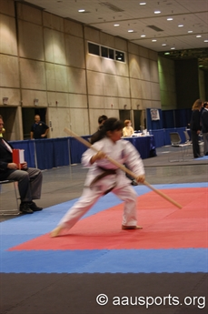 2004 AAU Junior Olympic Games - Karate